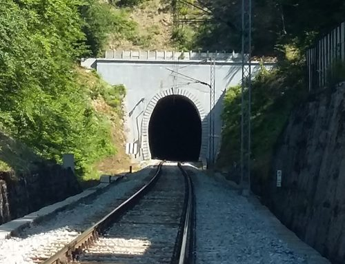 "Special inspection of 106 tunnels on the railway line ""Vrbnica-Bar"" in Montenegro"