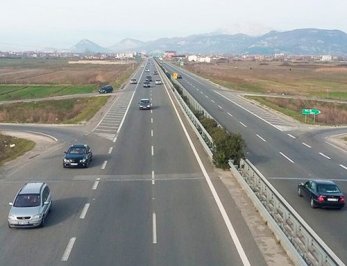 Feasibility Study for the Adriatic-Ionian Road Corridor, Montenegro and Albania