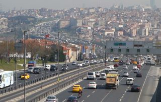 turkey e5 highway